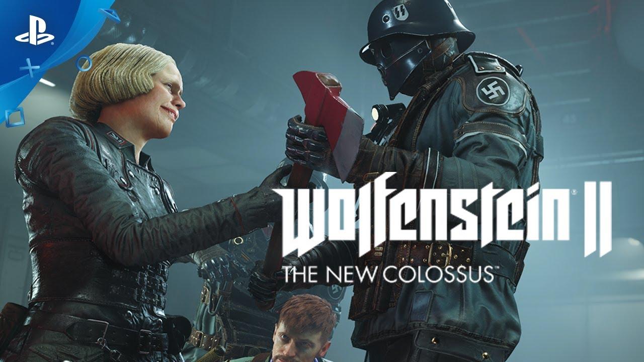 wolfenstein 2 classifica migliori giochi ps4