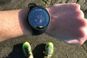 smart watch polar m200