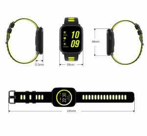 smart watch yamay ip68 waterproof androis ios