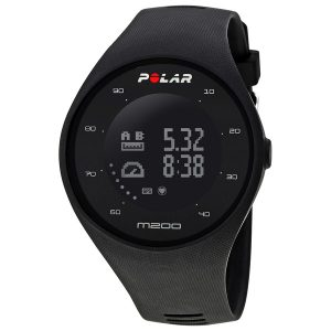 smart watch polar m200 running program